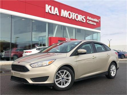 2017 Ford Focus SE (Stk: 20633A) in Gatineau - Image 1 of 14