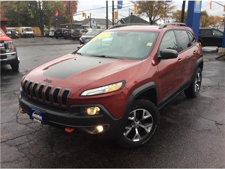 2016 Jeep Cherokee Trailhawk (Stk: A9251A) in Sarnia - Image 1 of 30