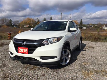 2016 Honda HR-V LX (Stk: S4455A) in Peterborough - Image 1 of 17