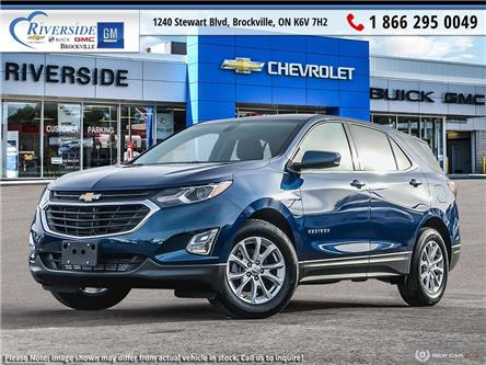 2021 Chevrolet Equinox LT (Stk: 21-035) in Brockville - Image 1 of 23