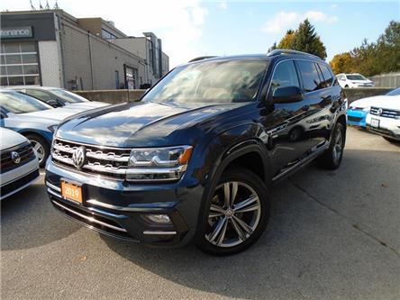 2019 Volkswagen Atlas 3.6 FSI Execline (Stk: W1974A) in Toronto - Image 1 of 21