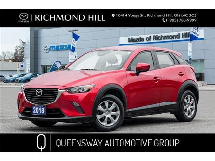 2018 Mazda CX-3 GX (Stk: 21-099A) in Richmond Hill - Image 1 of 19