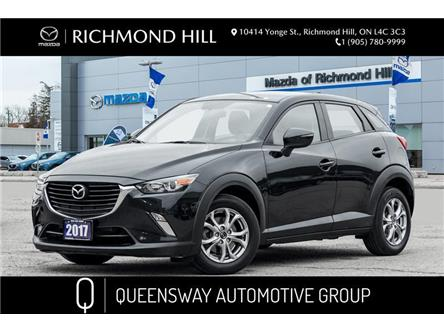 2017 Mazda CX-3 GS (Stk: 21-101A) in Richmond Hill - Image 1 of 19