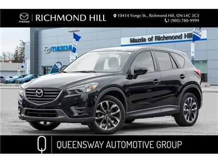 2016 Mazda CX-5 GT (Stk: P0538) in Richmond Hill - Image 1 of 22