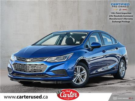 2017 Chevrolet Cruze LT Auto (Stk: 34652L) in Calgary - Image 1 of 27