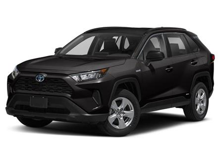 2021 Toyota RAV4 Hybrid LE (Stk: W103524) in Winnipeg - Image 1 of 9