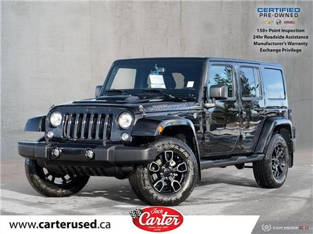 2017 Jeep Wrangler Unlimited Sahara (Stk: 68333L) in Calgary - Image 1 of 26