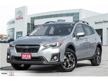 2018 Subaru Crosstrek Sport (Stk: 338062) in Milton - Image 1 of 21
