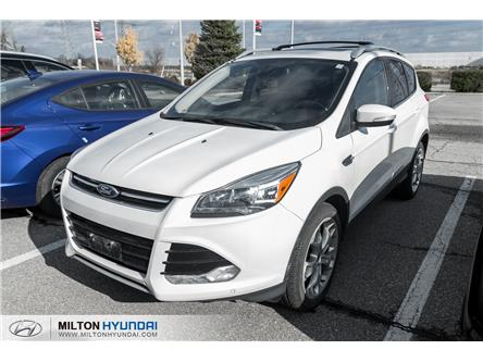2013 Ford Escape Titanium (Stk: D58570) in Milton - Image 1 of 2