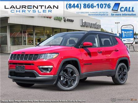 2021 Jeep Compass Altitude (Stk: 21026) in Sudbury - Image 1 of 23