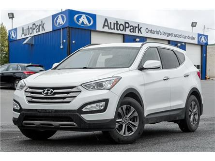 2015 Hyundai Santa Fe Sport 2.4 Base (Stk: 15-77564T) in Georgetown - Image 1 of 18