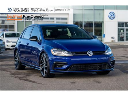 2018 Volkswagen Golf R 2.0 TSI (Stk: U6660) in Calgary - Image 1 of 49