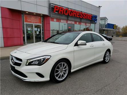 2018 Mercedes-Benz CLA 250 Base (Stk: JN559290) in Sarnia - Image 1 of 25