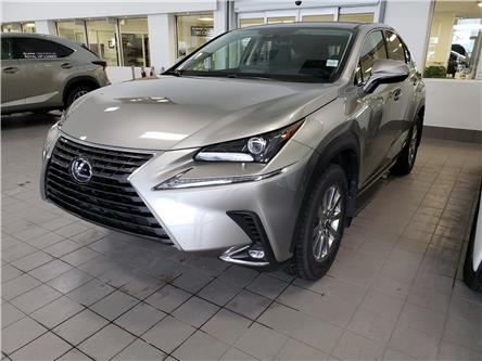 2020 Lexus NX 300h Base (Stk: L20380) in Calgary - Image 1 of 11