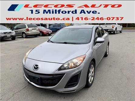 2011 Mazda Mazda3 GS (Stk: 439366) in Toronto - Image 1 of 9