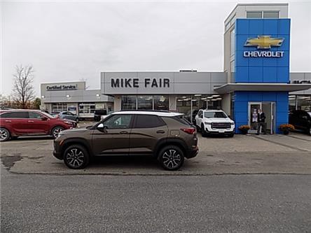 2021 Chevrolet TrailBlazer ACTIV (Stk: 21045) in Smiths Falls - Image 1 of 16