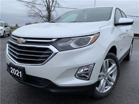 2021 Chevrolet Equinox Premier (Stk: 14816) in Carleton Place - Image 1 of 22