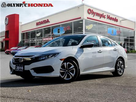 2016 Honda Civic LX (Stk: U2197) in Guelph - Image 1 of 23