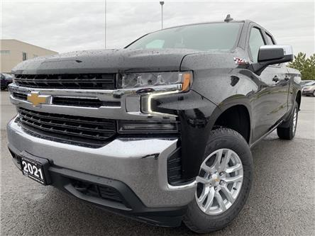 2021 Chevrolet Silverado 1500 LT (Stk: 10794) in Carleton Place - Image 1 of 22