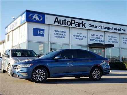 2019 Volkswagen Jetta 1.4 TSI Highline (Stk: 19-37519T) in Brampton - Image 1 of 20