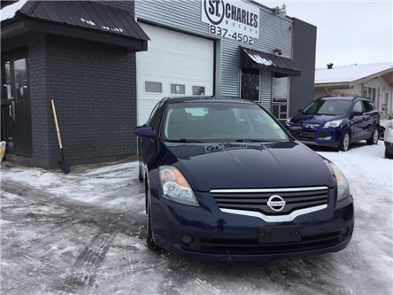 2009 Nissan Altima 2.5 S (Stk: ) in Winnipeg - Image 1 of 17
