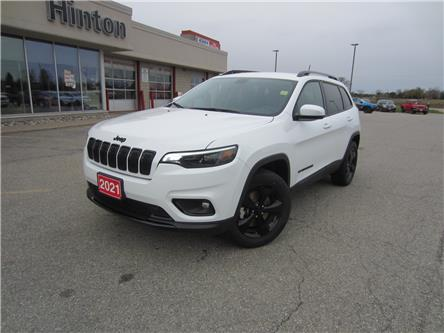 2021 Jeep Cherokee Altitude (Stk: 21006) in Perth - Image 1 of 16