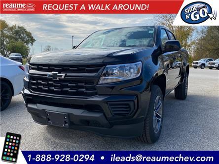2021 Chevrolet Colorado WT (Stk: 21-0063) in LaSalle - Image 1 of 8