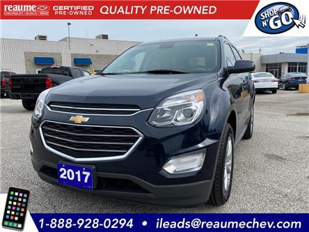 2017 Chevrolet Equinox LT (Stk: 20-0761A) in LaSalle - Image 1 of 23