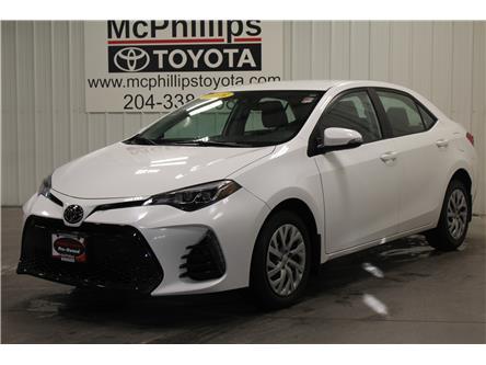 2018 Toyota Corolla SE (Stk: X055422A) in Winnipeg - Image 1 of 23