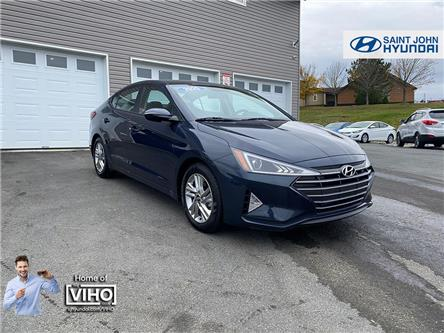 2020 Hyundai Elantra Preferred (Stk: U2982) in Saint John - Image 1 of 20
