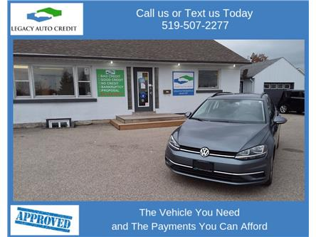 2019 Volkswagen Golf SportWagen 1.8 TSI Comfortline (Stk: 20148) in Waterloo - Image 1 of 20