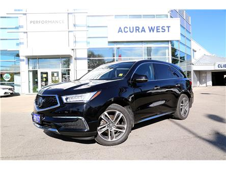 2017 Acura MDX Navigation Package (Stk: 7312A) in London - Image 1 of 23