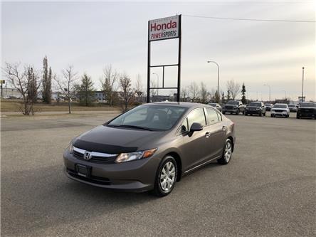 2012 Honda Civic LX (Stk: 20-105A) in Grande Prairie - Image 1 of 21