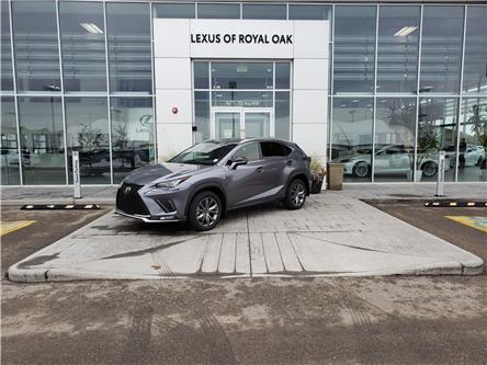2021 Lexus NX 300 Base (Stk: L21077) in Calgary - Image 1 of 13