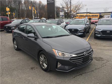 2020 Hyundai Elantra Preferred (Stk: X1488) in Ottawa - Image 1 of 23