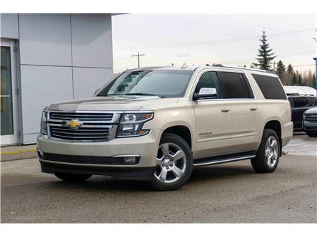 2017 Chevrolet Suburban Premier (Stk: 20-226A) in Edson - Image 1 of 16