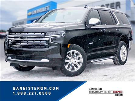 2021 Chevrolet Tahoe Premier (Stk: 21-009) in Edson - Image 1 of 19