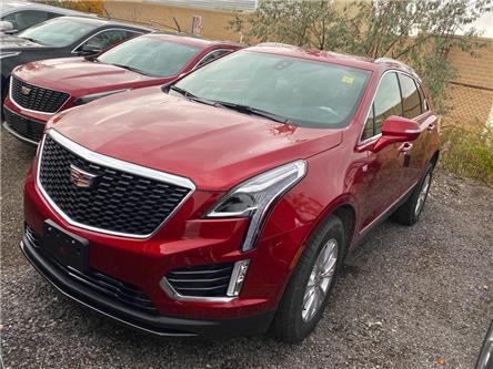 2021 Cadillac XT5 Luxury (Stk: K1B056) in Mississauga - Image 1 of 5