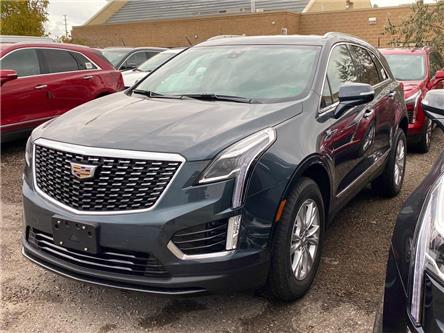 2021 Cadillac XT5 Luxury (Stk: K1B063T) in Mississauga - Image 1 of 5