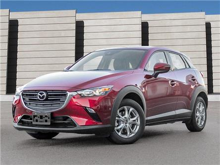 2021 Mazda CX-3 GS (Stk: 21459) in Toronto - Image 1 of 23