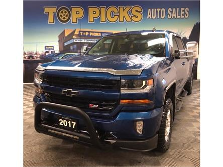 2017 Chevrolet Silverado 1500 LT (Stk: 383797) in NORTH BAY - Image 1 of 28