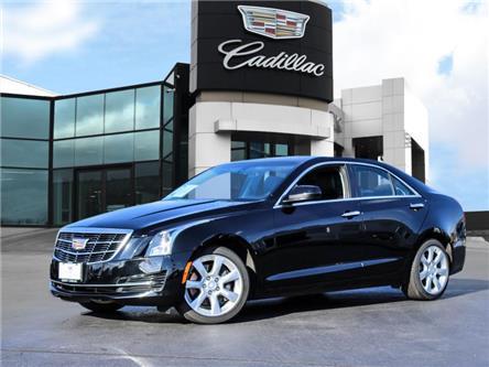 2016 Cadillac ATS 2.0L Turbo (Stk: 209017A) in Burlington - Image 1 of 22