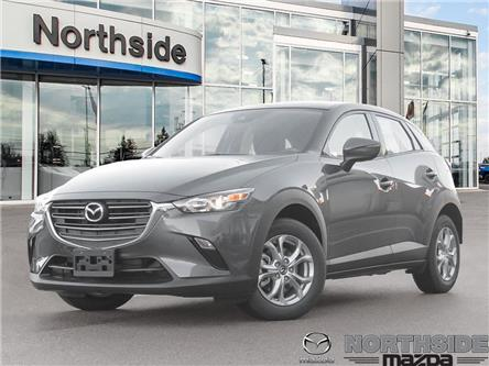 2021 Mazda CX-3 GS (Stk: M21086) in Sault Ste. Marie - Image 1 of 23