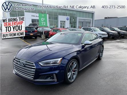 2018 Audi S5 3.0T Technik (Stk: 3608) in Calgary - Image 1 of 29