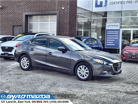2017 Mazda Mazda3 GS (Stk: 30012A) in East York - Image 1 of 28