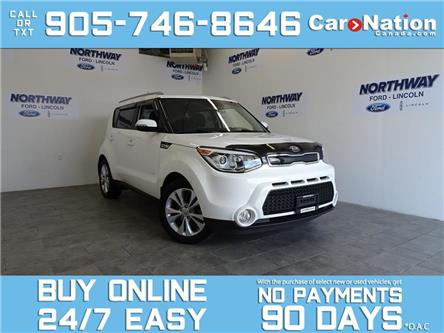 2016 Kia Soul EX   REAR CAM   UVO   ONLY 45 KM!   1 OWNER (Stk: P5661A) in Brantford - Image 1 of 28