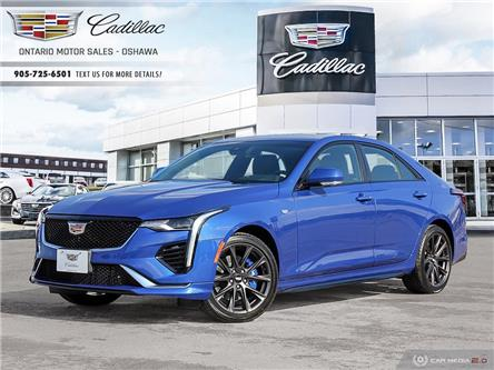 2020 Cadillac CT4 Sport (Stk: 0152983) in Oshawa - Image 1 of 19