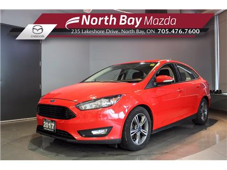 2017 Ford Focus SE (Stk: U6750) in North Bay - Image 1 of 23