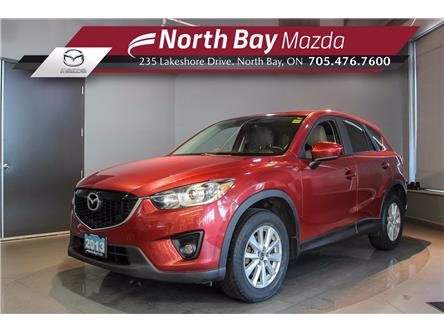 2013 Mazda CX-5 GS (Stk: 2156A) in North Bay - Image 1 of 22