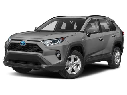 2021 Toyota RAV4 Hybrid XLE (Stk: W105113) in Winnipeg - Image 1 of 9